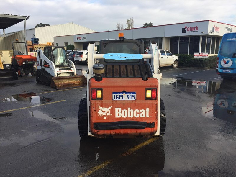bobcat s205 - joystick - great condition!! 708848 009
