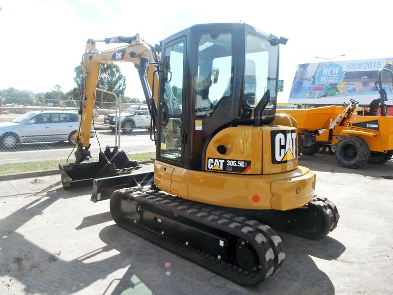 caterpillar 305.5e2cr 709805 001