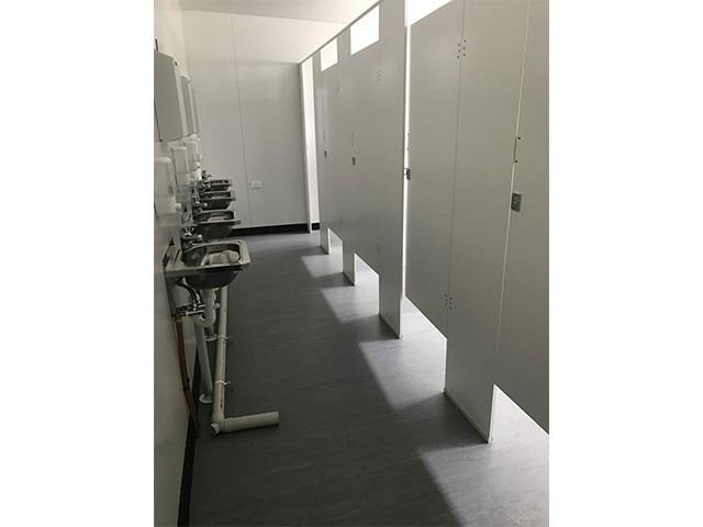 mcgregor 6.0m x 3.0m ablution block 710518 003