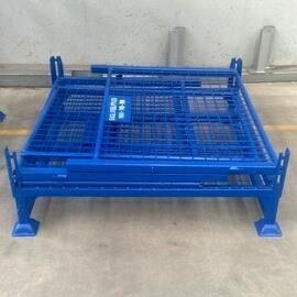 national sales stillage cage 1000kg swing door 713255 003
