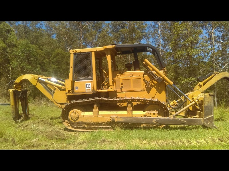 caterpillar d6d dozer 717579 001