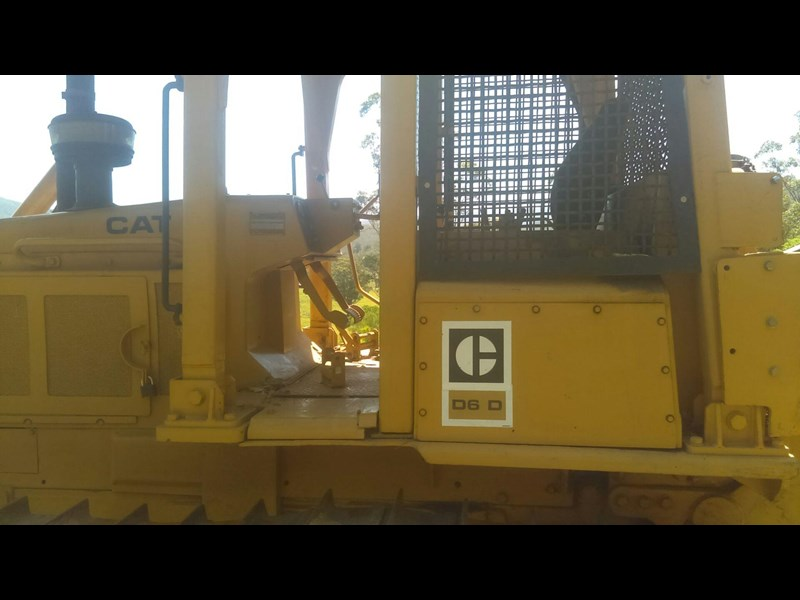 caterpillar d6d dozer 717579 005