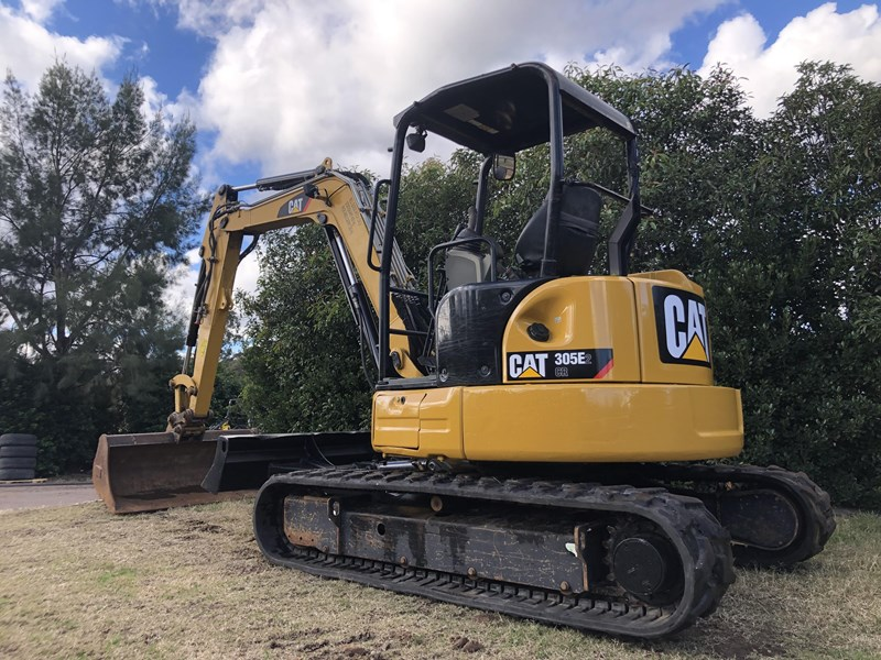 caterpillar 305e2 cr.. 715181 001