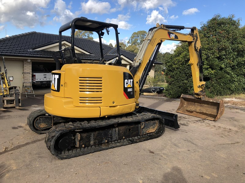 caterpillar 305e2 cr.. 715181 049