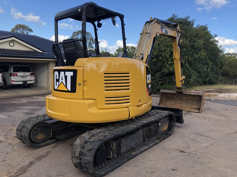 caterpillar 305e2 cr.. 715181 061
