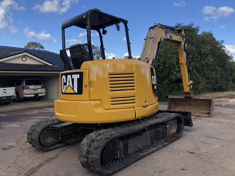 caterpillar 305e2 cr.. 715181 063