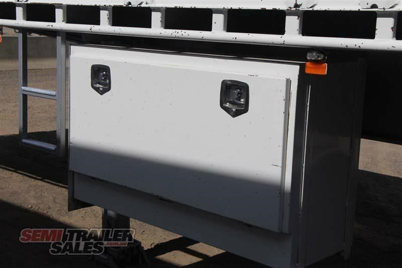 vawdrey flat top a trailer 391422 035