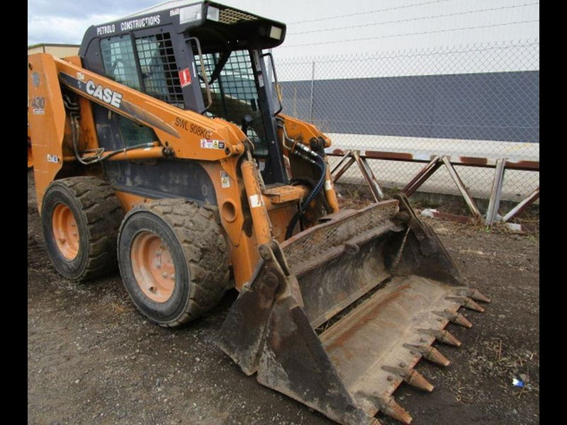 2007 CASE 430 SKID STEER LOADER for sale