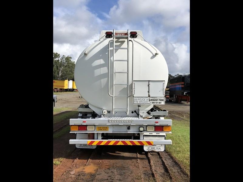 heil tri-axle fuel tanker trailer 718142 005