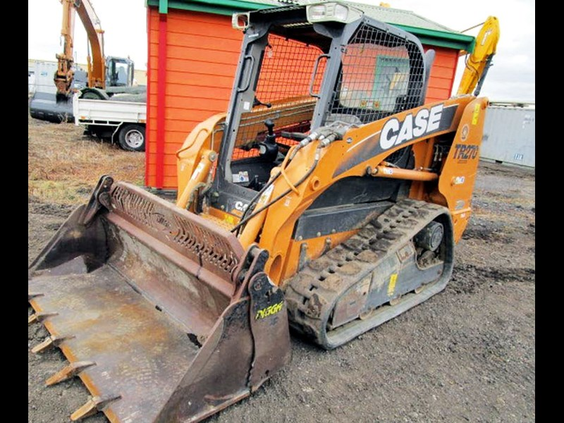 CASE TR270 TRACKED SKID STEER LOADER for sale