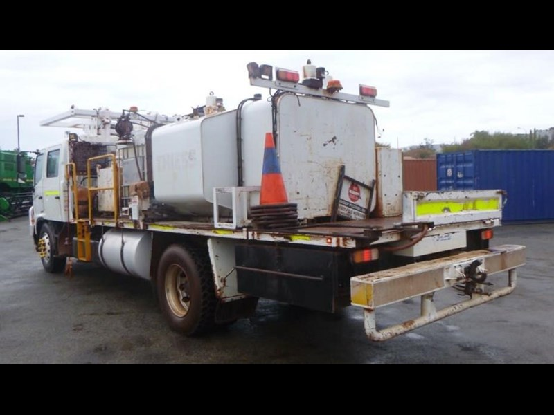 2012 HINO 500 SERIES - FG 1628 Late model service truck for sale