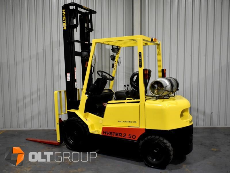 hyster h2.50dx 719415 001