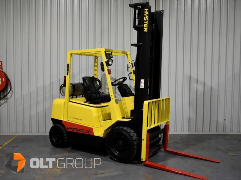 hyster h2.50dx 719415 007