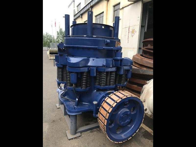 symons 3ft standard cone crusher - new 458503 001