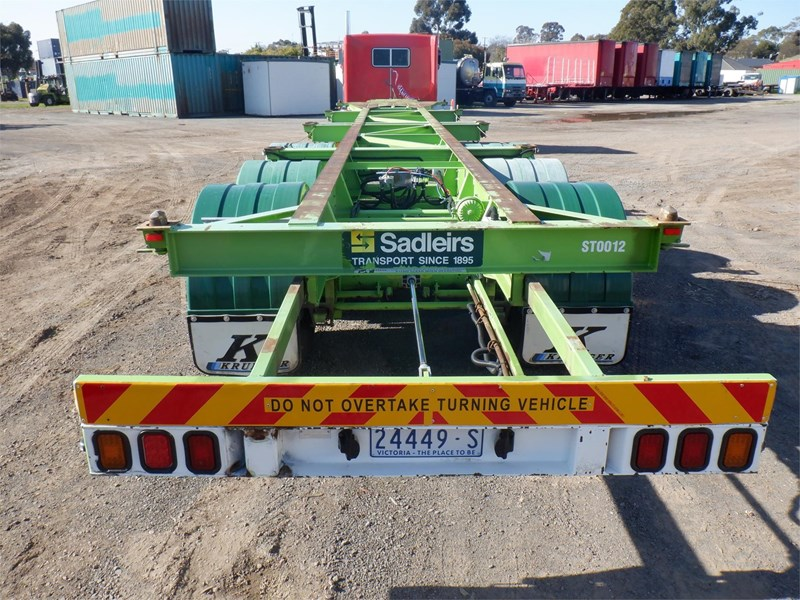 krueger skeletal trailer 717745 021
