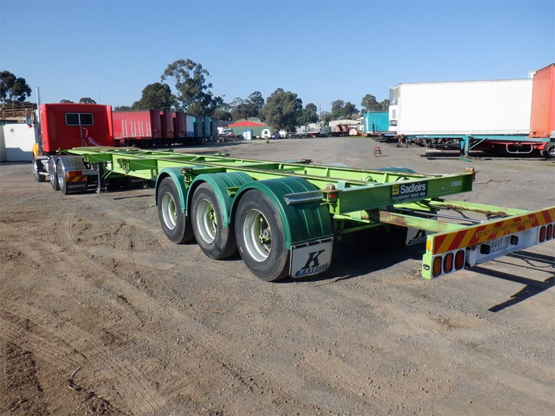 krueger skeletal trailer 717745 011