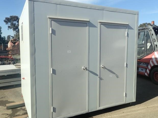 grays dual toilet block 431196 001