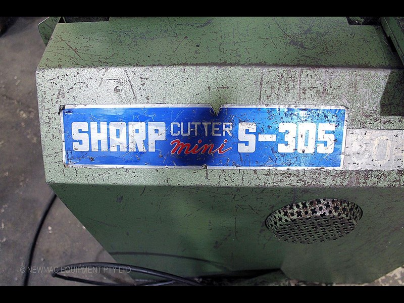 sharp s-305 punch & shear 721983 021