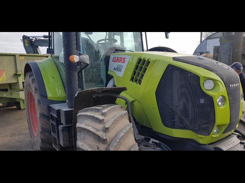 claas arion 650.50 cebis 719753 003