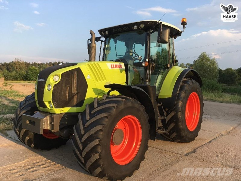 claas arion 650.50 cebis 719753 001