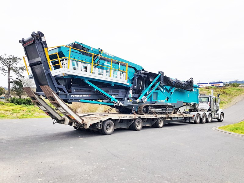 powerscreen chieftain 1700 722657 007