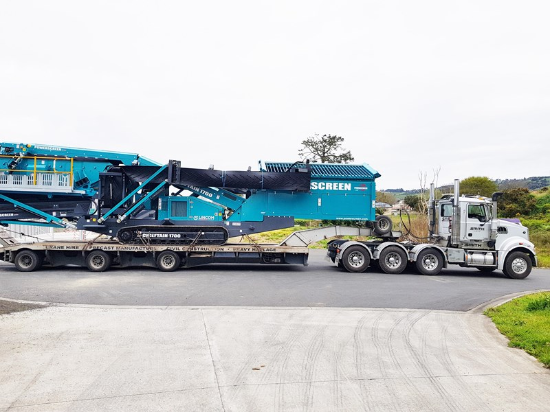 powerscreen chieftain 1700 722657 009