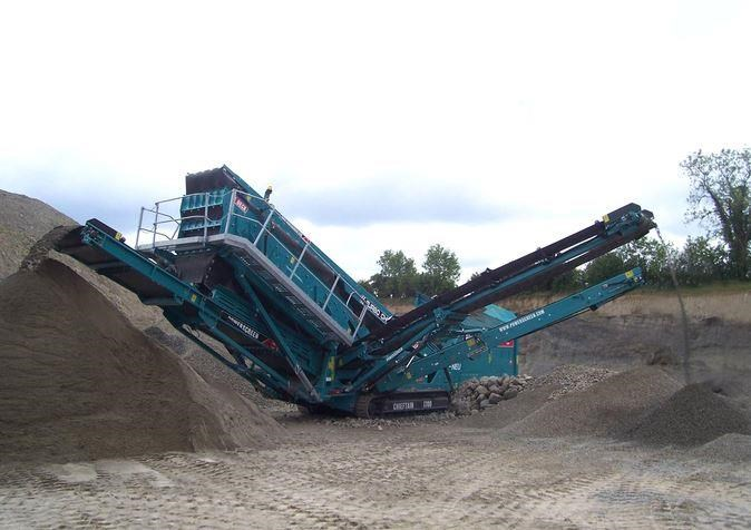 powerscreen chieftain 1700 722657 011