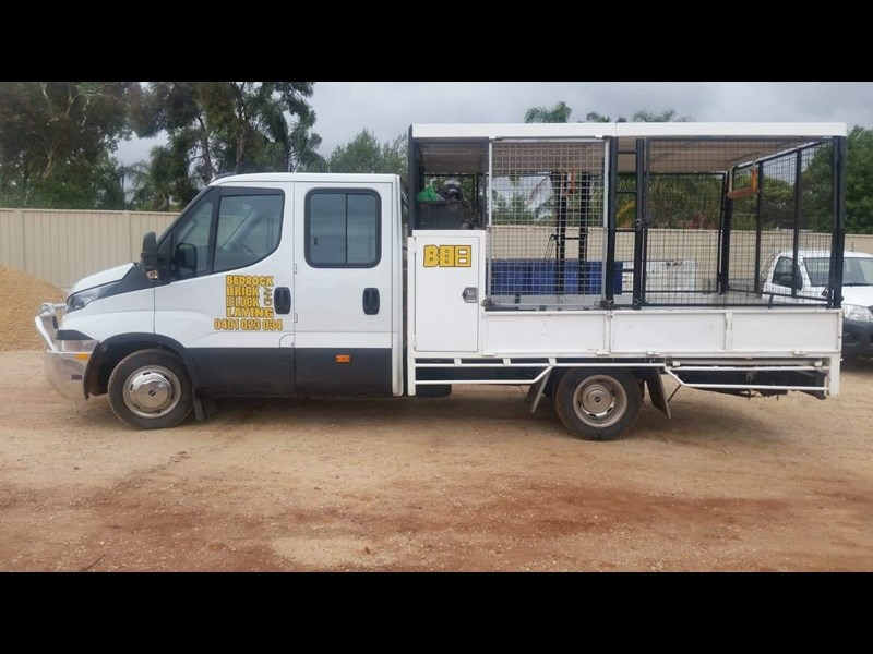 2016 IVECO DAILY 50C21 for sale