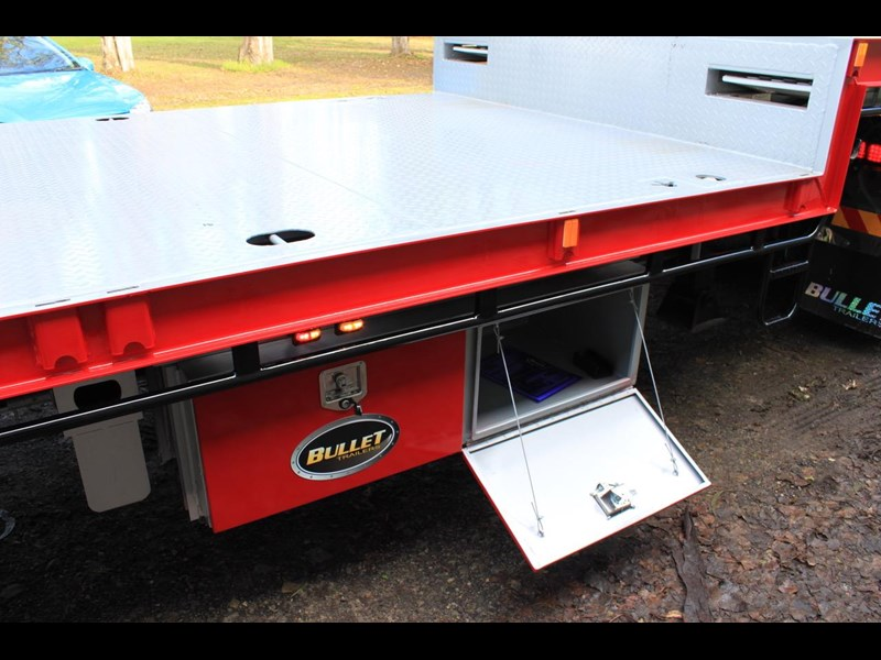 bullet heavy duty drop deck roadking 724261 025