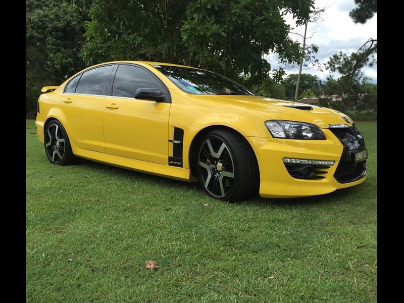 2011 HSV GTS E3 for sale