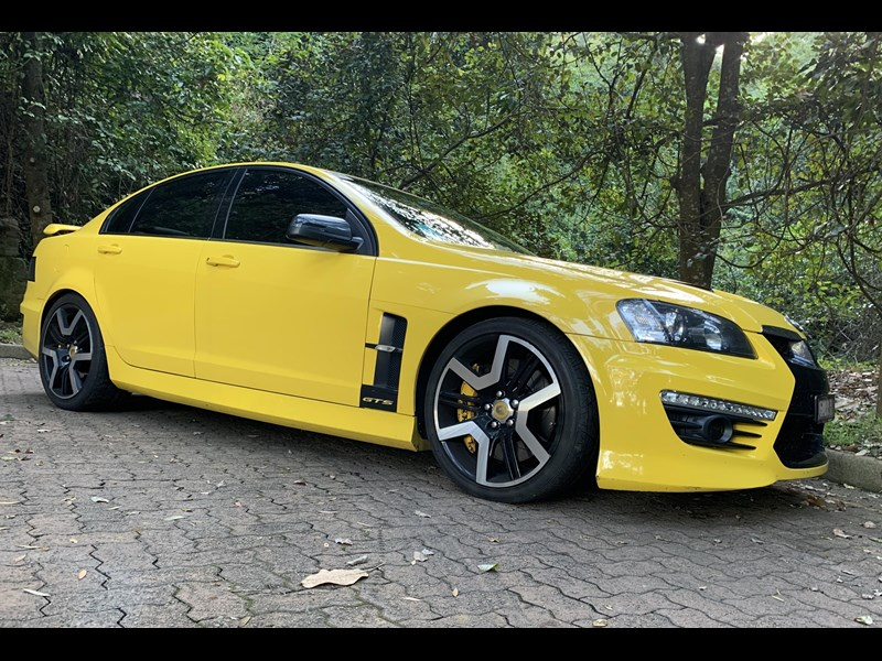 2011 HSV GTS E3 for sale