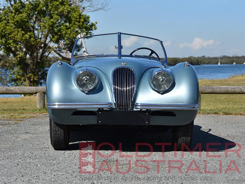 jaguar xk120 roadster 726188 007