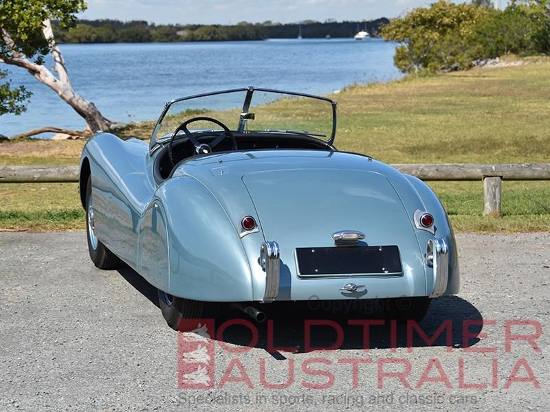 jaguar xk120 roadster 726188 011