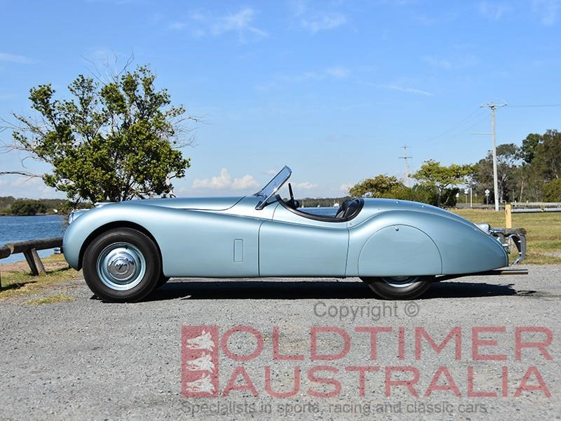 jaguar xk120 roadster 726188 017