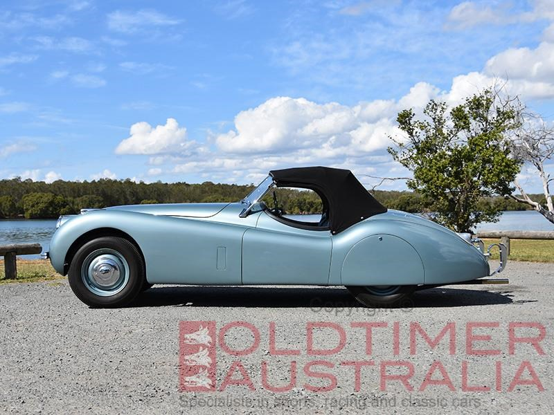 jaguar xk120 roadster 726188 027