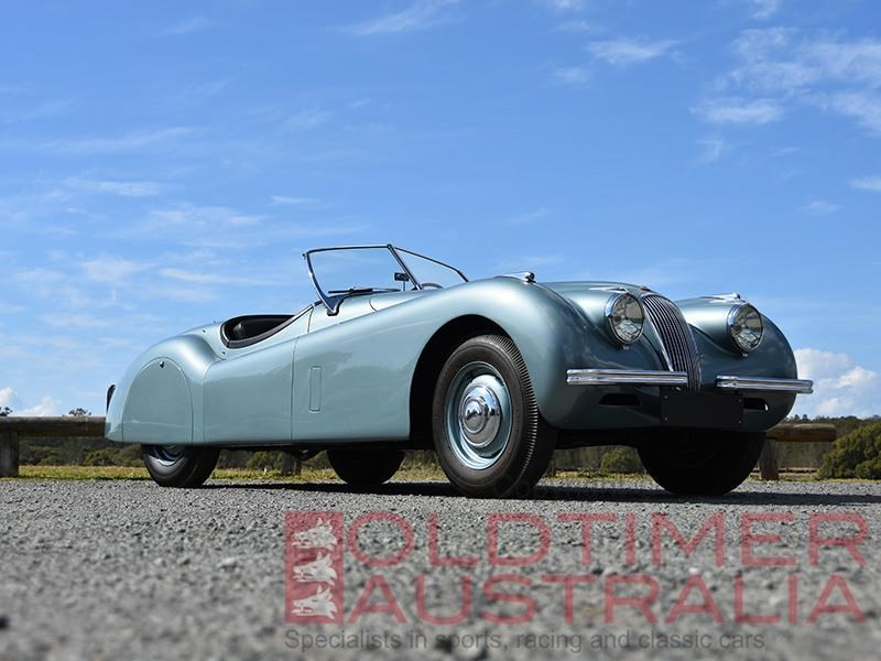 jaguar xk120 roadster 726188 033
