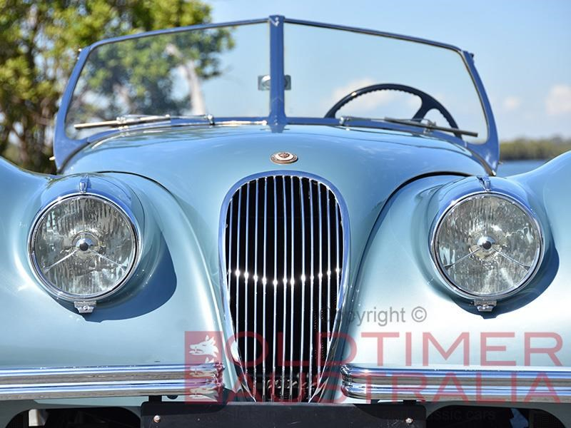 jaguar xk120 roadster 726188 037