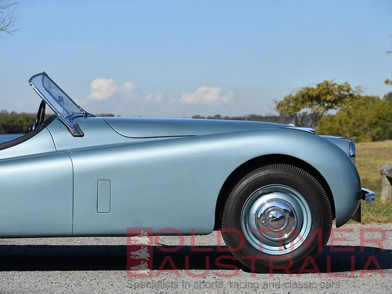 jaguar xk120 roadster 726188 049