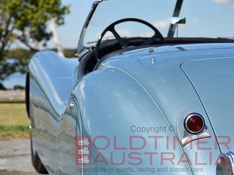 jaguar xk120 roadster 726188 063