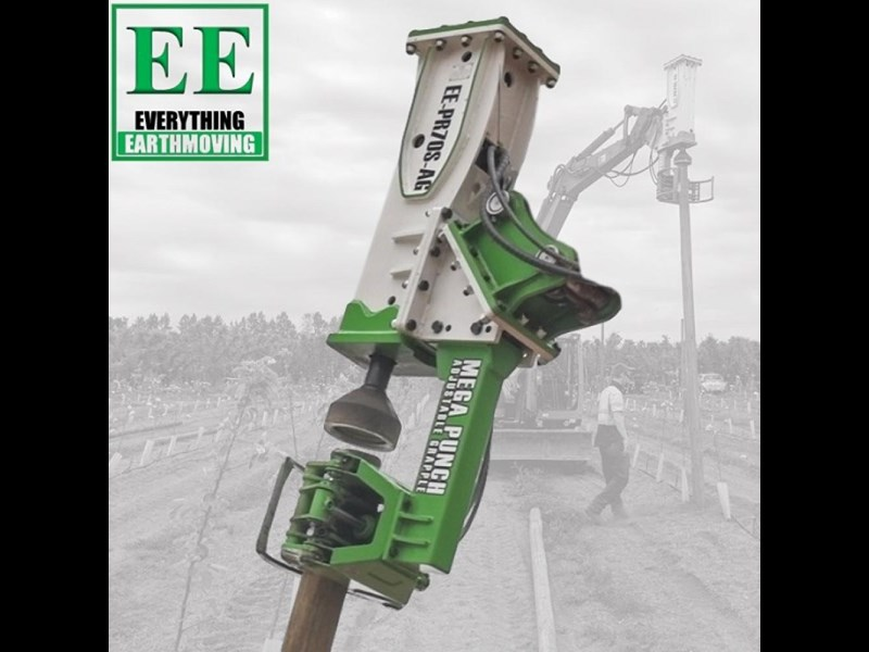 everything earthmoving ee-rb08s hydraulic rock breaker 627887 031