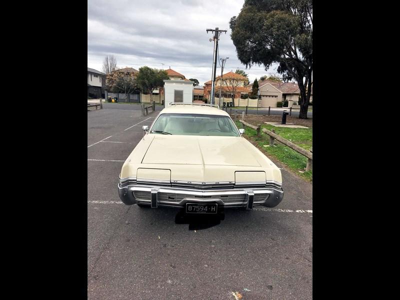 1973 DODGE MONACO for sale