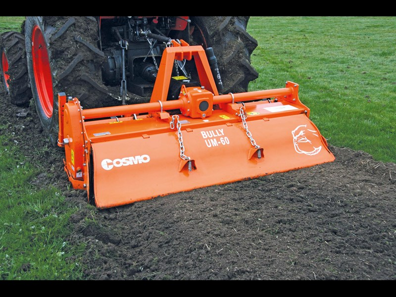 cosmo bully um series 60 rotary hoe 726734 001