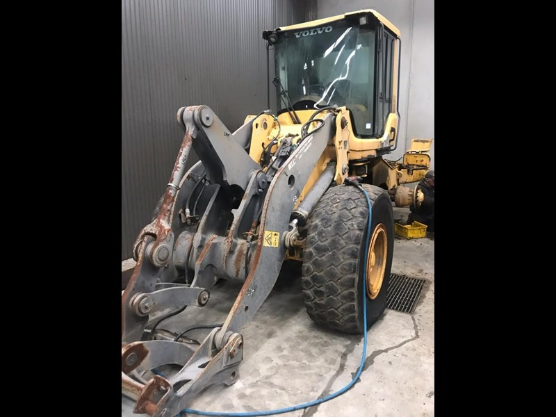 volvo volvo l90f wheel loader 726761 005