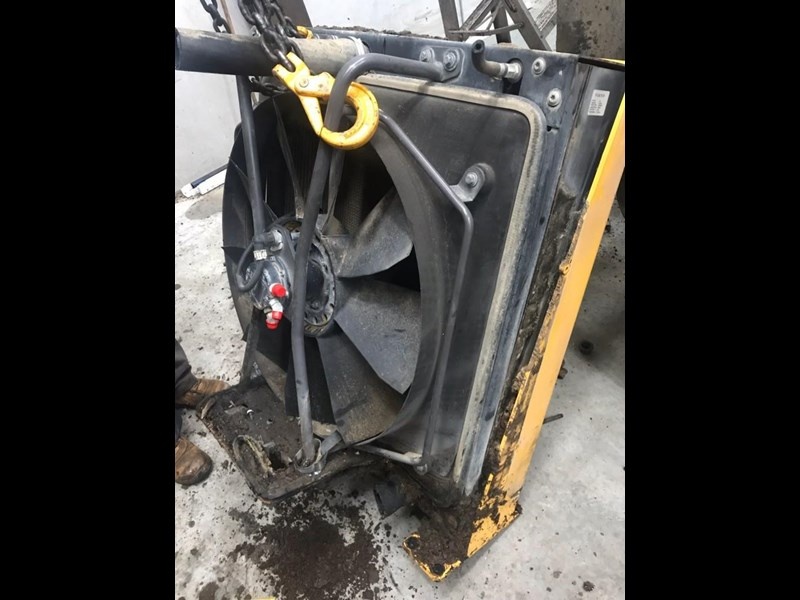 volvo volvo l90f wheel loader 726761 007