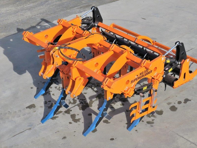 4ag ng 300-7 supergrubber 3.0m hd chisel plough 727822 007