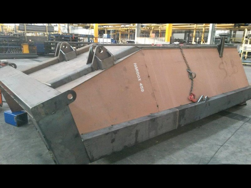 4ag htp 30ton construction dump trailer 727828 035