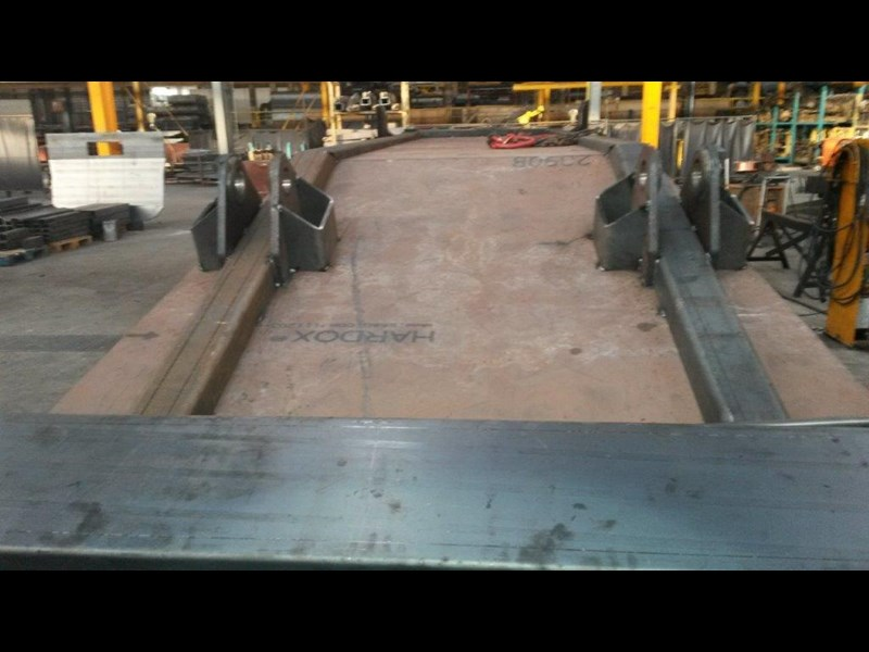 4ag titan hdpa 25ton construction dump trailer 727831 039