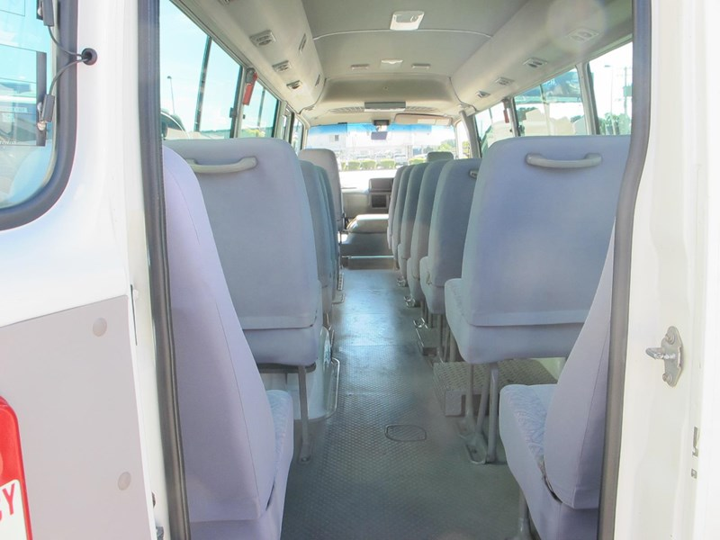 toyota coaster 50 series 21 seater bus 728738 011