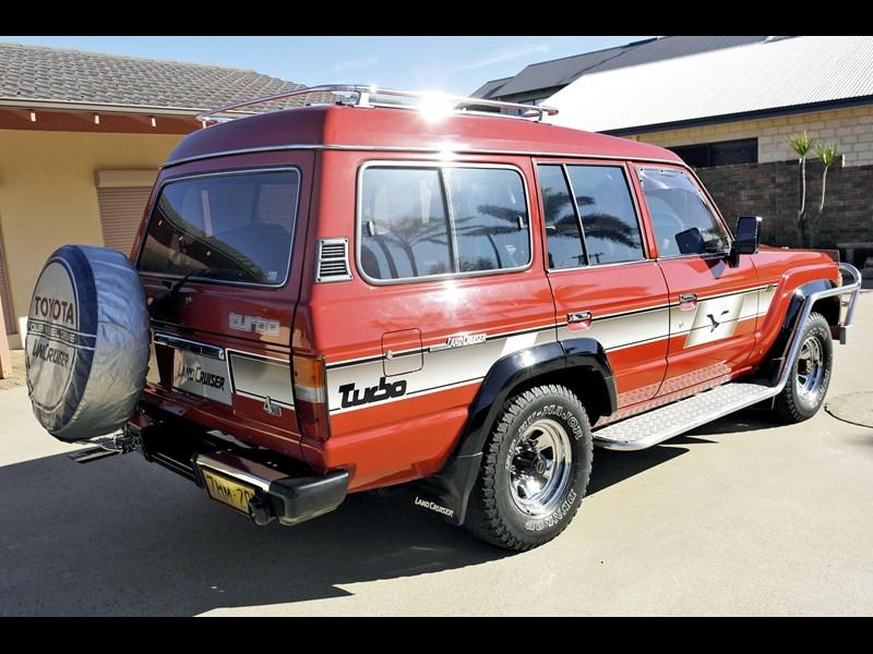 1986 TOYOTA LANDCRUISER 60 for sale