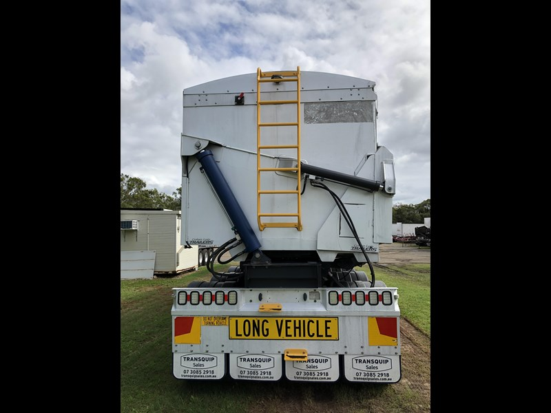 graham lusty b-double aluminium side tipper 730809 005